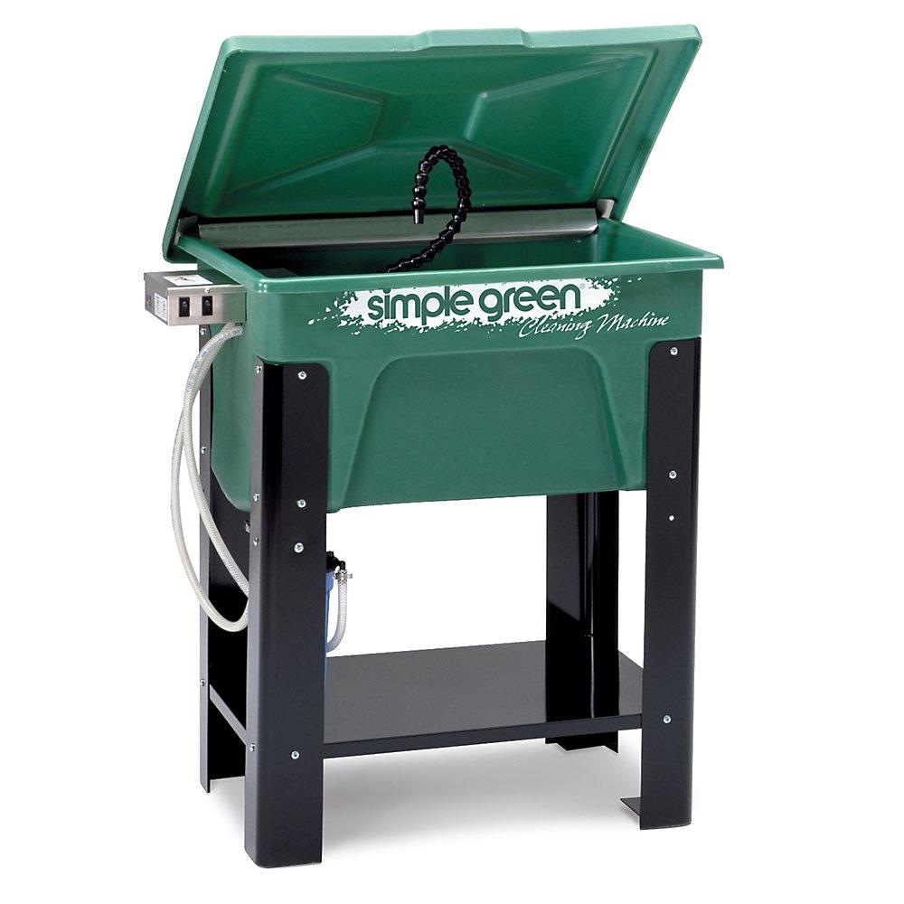 Simple Green Parts Washer 30 Gallon Capacity Kilium