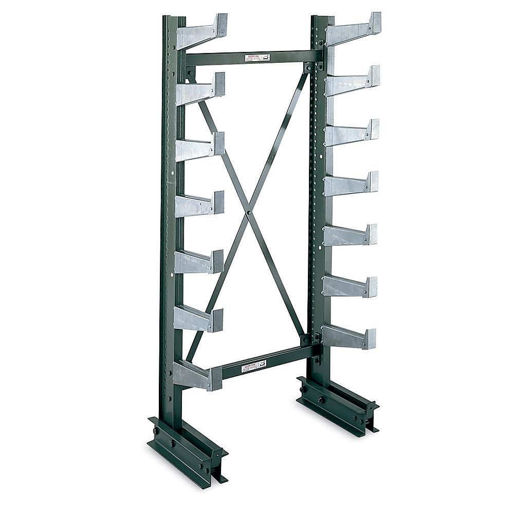 Light Industrial Units In Rugby: Jarke Quiktree Light-industrial Grade Cantilever Rack