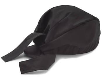 Chef Tie Back Cap