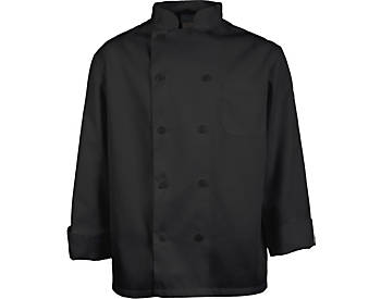 Men's Classic Long Sleeve Chef Coat