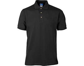 Mens Jersey Knit Sport Shirt