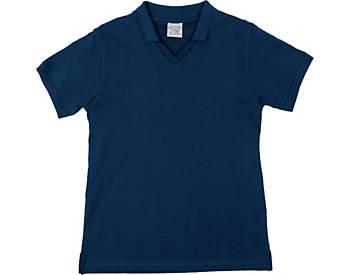 Womens Jersey Knit Sport Shirt
