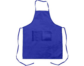 2 Pocket Adjustable Bib Apron, 32 inch