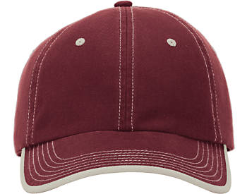 Vintage Washed Contrast Stitch Cap