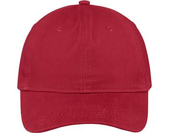 Low Profile Brush Twill Cap