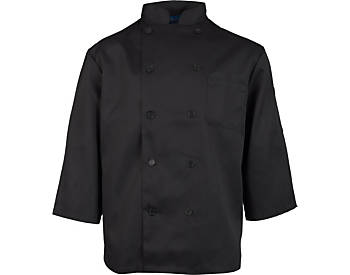 Men's Classic ¾ Sleeve Chef Coat