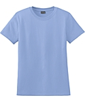 Womens Ringspun Cotton Tee, 4.5oz