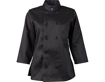 Women's Classic ¾ Sleeve Chef Coat