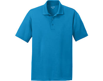 Mens PosiCharge RacerMesh Polo