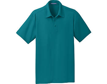 Mens Port Authority Dimension Polo