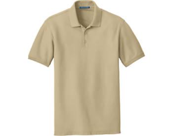 Mens Core Classic Pique Polo