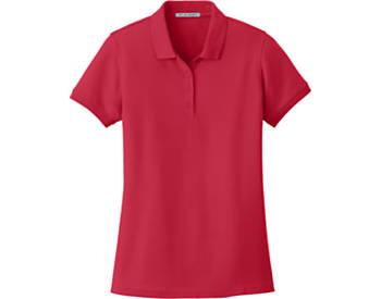 Womens Core Classic Pique Polo