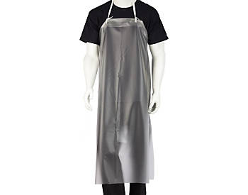 Clear Vinyl Waterproof Apron