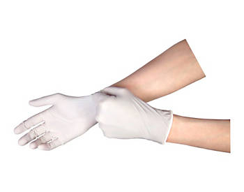 Powder Free Latex Gloves (Box of 100 Gloves)