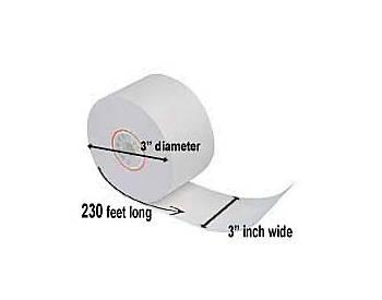 """Thermal Paper Rolls, 3"""" x 230', 50 Rolls"""
