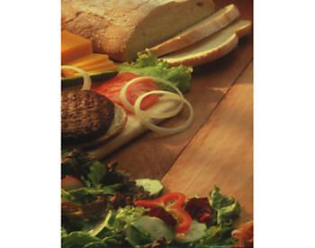 Burger Insert Paper, 8.5X11