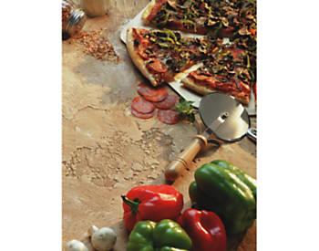 Pizza Insert Paper, 8.5X11