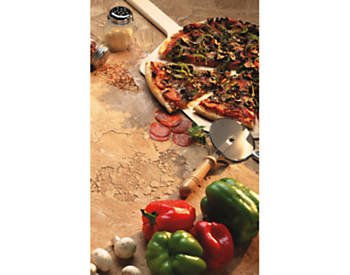 Pizza Insert Paper, 8.5X14