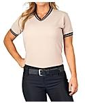 Womens Pique Knit Sport Shirt, Clearance
