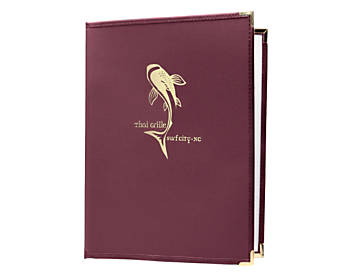Fine Bistro Menu Covers