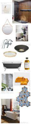 Des inspiration tendances pour la salle de bains