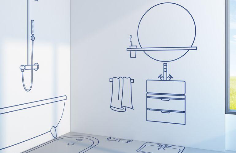 Anticiper les coûts de la rénovation de la salle de bains en 4 étapes