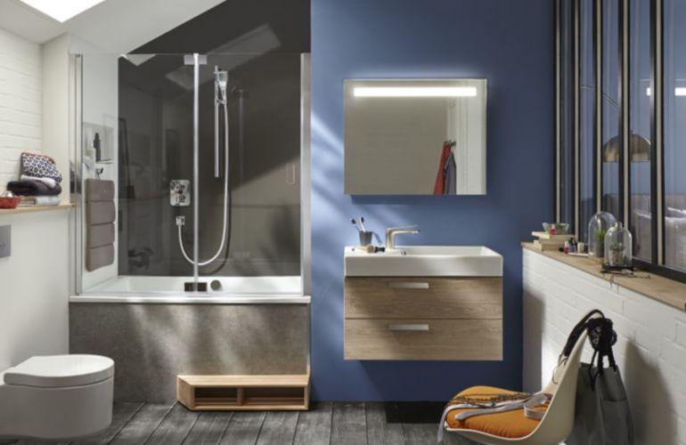 Aménagement d'une petite salle de bain : nos conseils