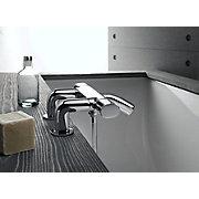 Installation sur la baignoire