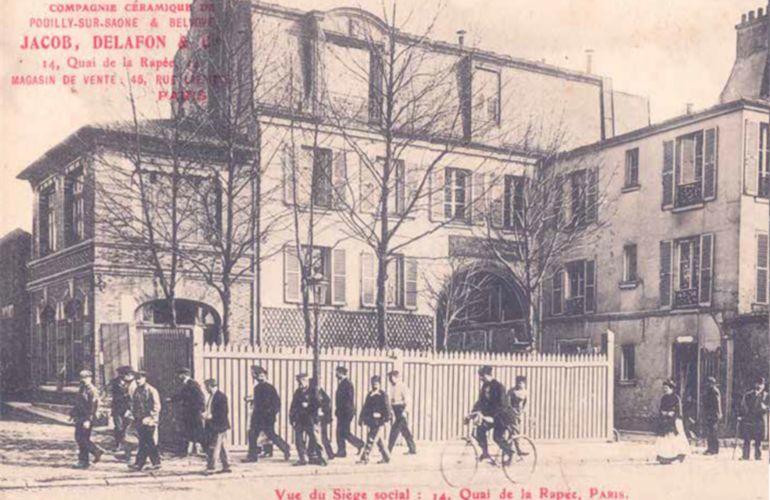 1889-1936 : L'origine et les premiers succès