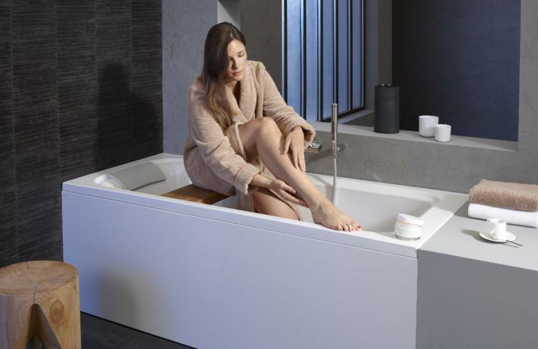 Le plein d'inspiration pour choisir son tablier de baignoire