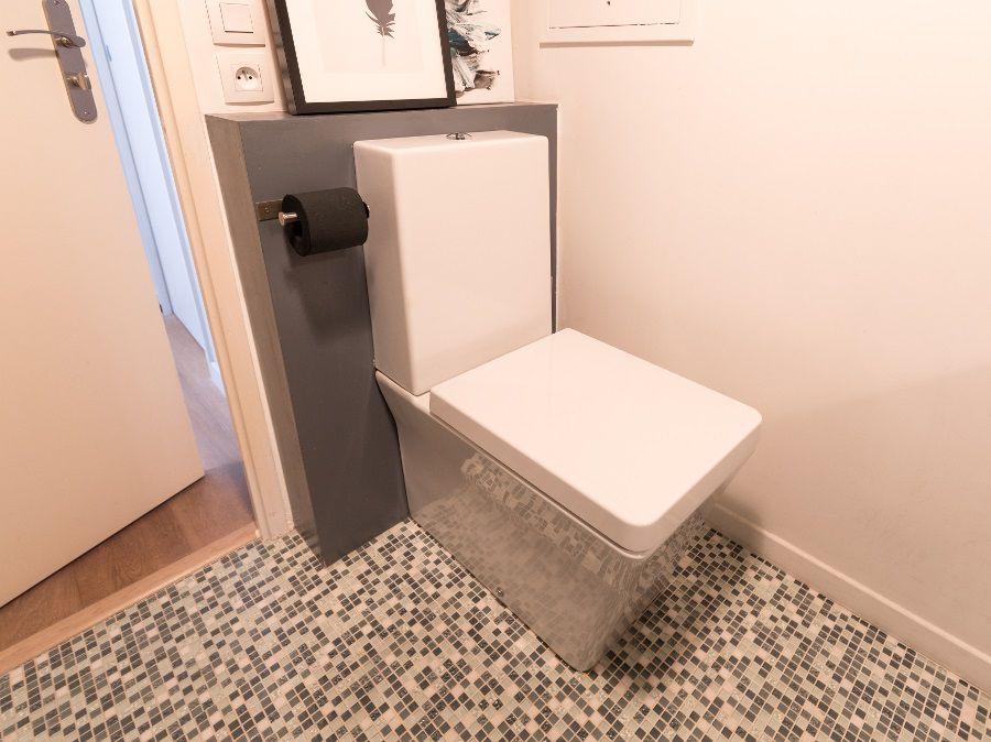 Des WC design et fonctionnelles