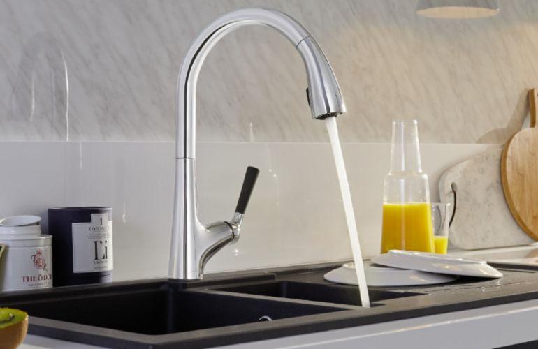 Comment choisir son robinet de cuisine : les 3 stars signées Jacob Delafon
