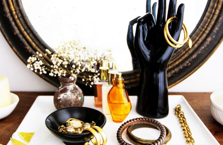 12 objets déco dans la salle de bains