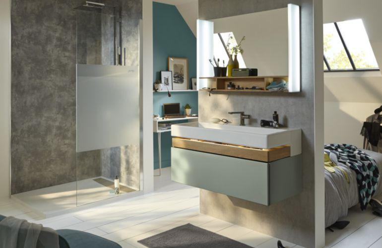 Créer une ambiance cocooning dans la salle de bains