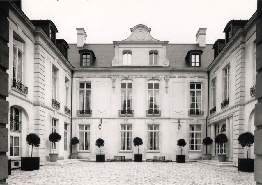 L'Hôtel du Grand Veneur à Paris Rive Droite