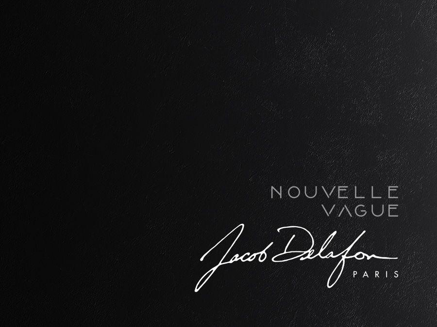 Logo collection Nouvelle Vague Jacob Delafon