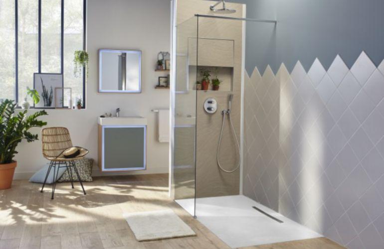 Le match : Douche à l'italienne vs douche classique