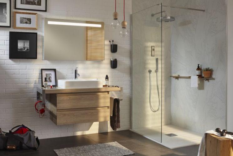 Toutes Les Astuces Pour Remplacer Une Baignoire Par Une Douche