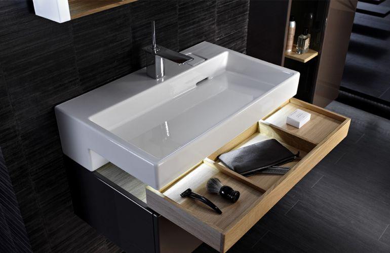 Une salle de bains technologique, ça change la vie !