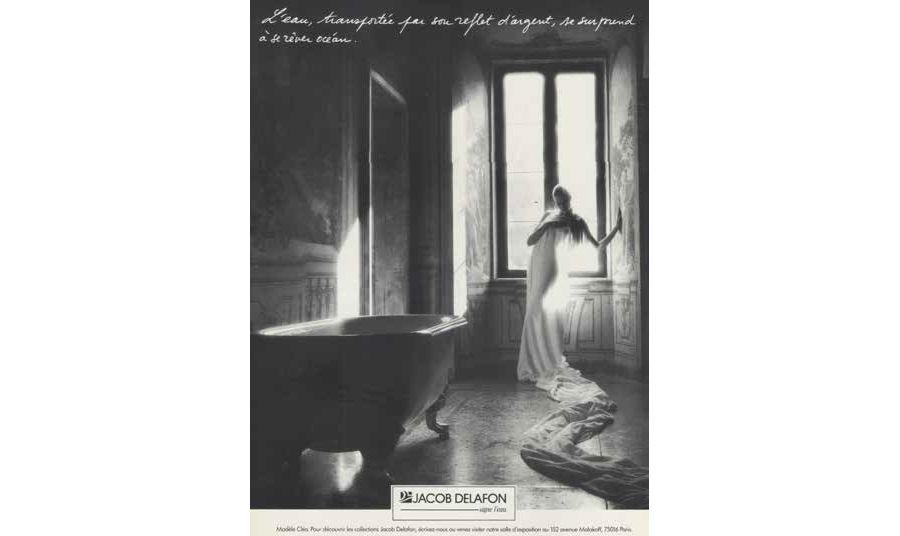 publicitebaignoirecleo1968