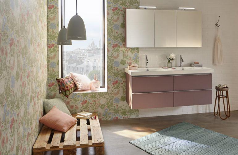 Associer les couleurs dans la salle de bains : les conseils d'experts de nos designers