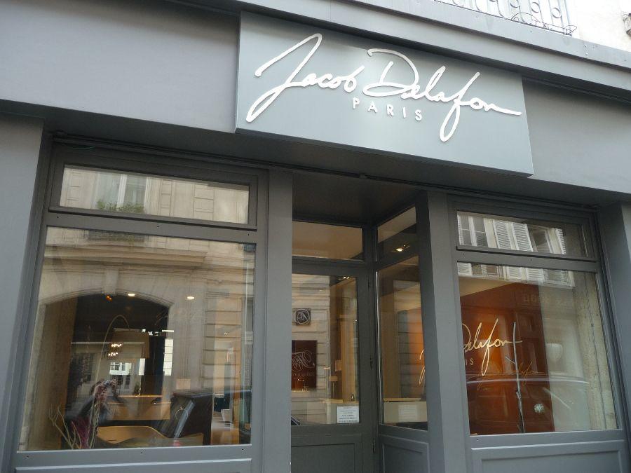 Le showroom parisien de Jacob Delafon ouvre ses portes