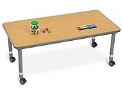 Flex Space Mobile Rectangular Tables