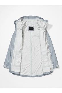 Women's Ashbury PreCip Eco Jacket, Sleet, medium