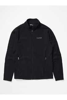 Men's Rocklin Full Zip Jacket, Black, medium
