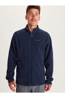 Men's Rocklin Full Zip Jacket, Arctic Navy, medium