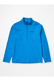 Men's Rocklin ½ Zip Jacket, Classic Blue, medium