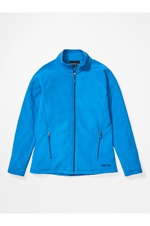 Women's Rocklin Full Zip Jacket, Classic Blue, medium