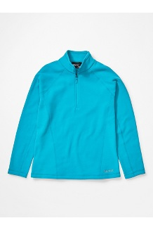 Women's Rocklin ½ Zip Jacket, Enamel Blue, medium