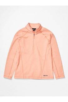 Women's Rocklin ½ Zip Jacket, Pink Lemonade, medium
